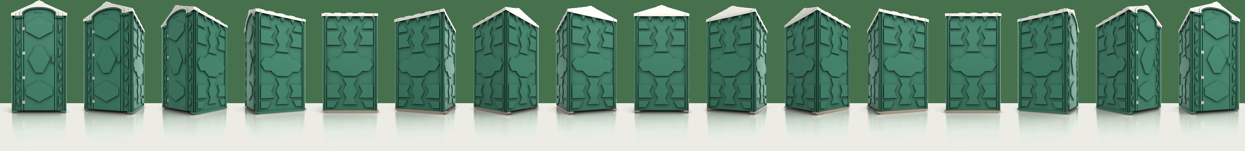 Туалетные кабины Универсал
